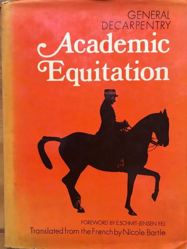 Academic Equitation (General Decarpentry)