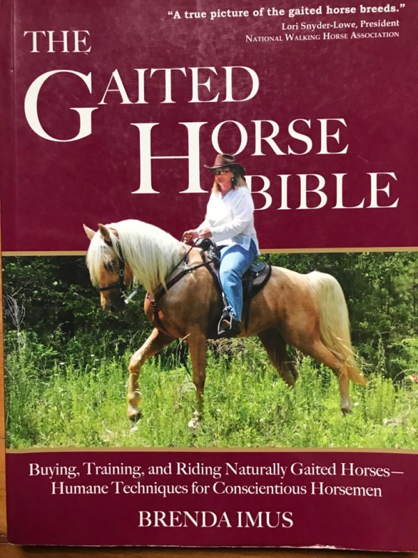 The Gaited Horse Bible (Brenda Imus)