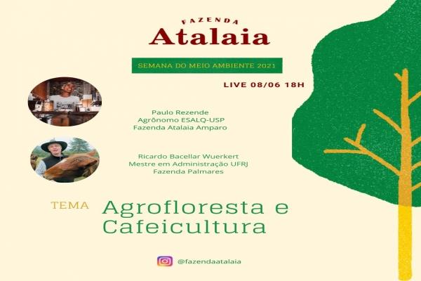 Live com Fazenda Atalaia